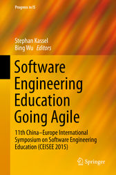 Software Engineering Education Going Agile by Stephan Kassel