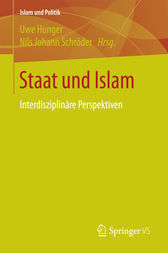Staat und Islam by Uwe Hunger