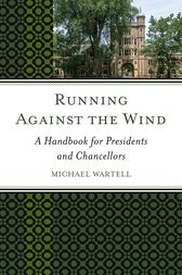 Running Against the Wind by Michael Wartell