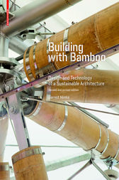 Building with Bamboo by Gernot Minke
