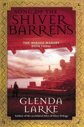 Song Of The Shiver Barrens by Glenda Larke