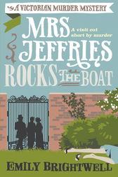 Mrs Jeffries Rocks The Boat by Emily Brightwell