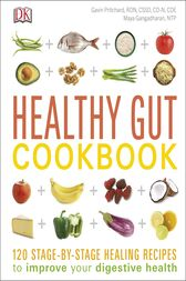 Healthy Gut Cookbook by Gavin Pritchard