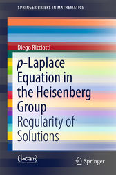 p-Laplace Equation in the Heisenberg Group: Regularity of Solutions