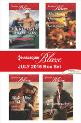 Harlequin Blaze July 2016 Box Set by Vicki Lewis Thompson