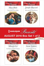 Harlequin Presents August 2016 - Box Set 1 of 2: An Anthology