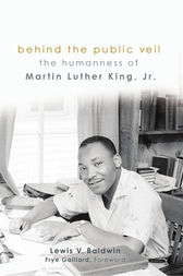 Behind the Public Veil by Lewis V. Baldwin