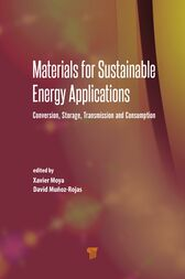 Materials for Sustainable Energy Applications by David Munoz-Rojas