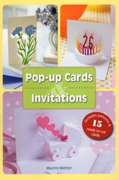 Pop-Up Cards and Invitations by Maurice Mathon