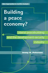 Building a peace economy?