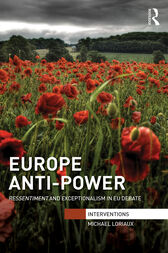 Europe Anti-Power by Michael Loriaux