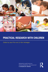 Practical Research with Children by Jess Prior