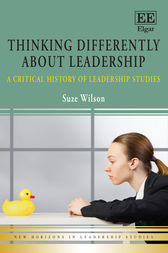Thinking Differently about Leadership by Suze Wilson