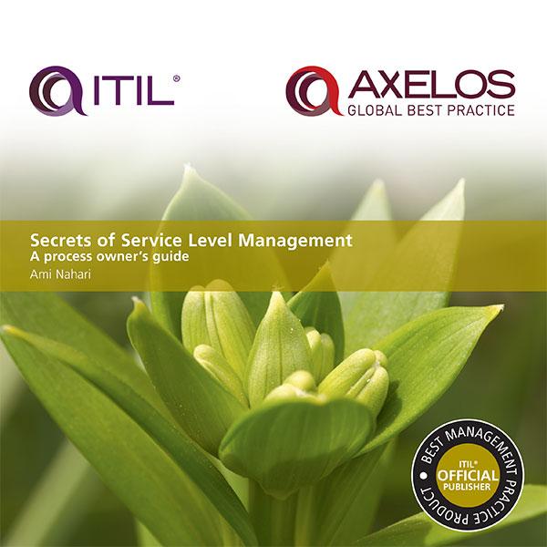 Download Ebook Secrets of Service Level Management by Ami Nahari Pdf