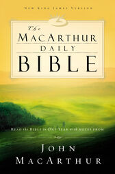 NKJV, The MacArthur Daily Bible, eBook by Thomas Nelson