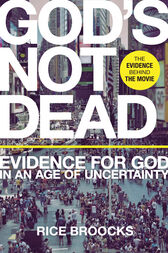 God's Not Dead by Rice Broocks