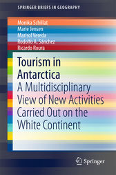 Tourism in Antarctica by Monika Schillat