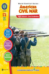 American Civil War Gr. 5-8