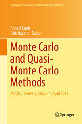 Monte Carlo and Quasi-Monte Carlo Methods by Ronald Cools