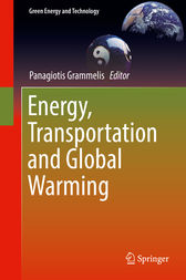 Energy, Transportation and Global Warming by Panagiotis Grammelis