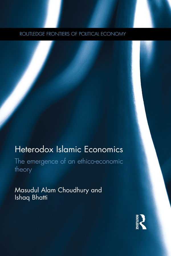Download Ebook Heterodox Islamic Economics by Masudul Alam Choudhury Pdf