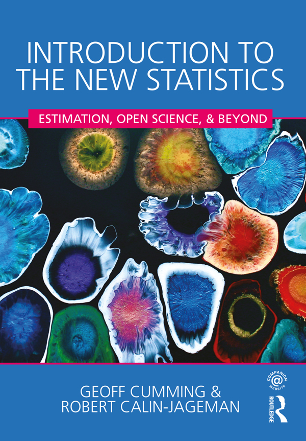 Download Ebook Introduction to the New Statistics by Geoff Cumming Pdf