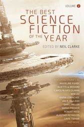 Best Science Fiction of the Year Volume 2 by Neil Clarke