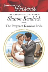 The Pregnant Kavakos Bride by Sharon Kendrick