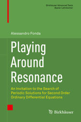 Playing Around Resonance by Alessandro Fonda
