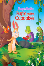 Purple Turtle - Purple and the Cupcakes by Gail Hennessey