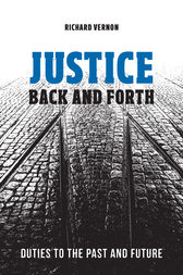 Justice Back and Forth by Richard Vernon