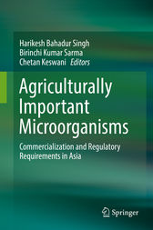 Agriculturally Important Microorganisms by Harikesh Bahadur Singh