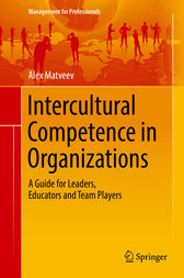 Intercultural Competence in Organizations by Alex Matveev