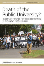 Death of the Public University? by Susan Wright