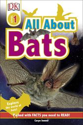 DK Readers L1: All About Bats by Caryn Jenner