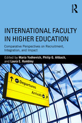 International Faculty in Higher Education by Maria Yudkevich