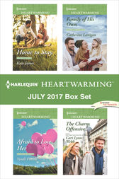 Harlequin Heartwarming July 2017 Box Set by Kate James