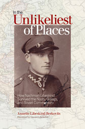In the Unlikeliest of Places by Annette Libeskind Berkovits