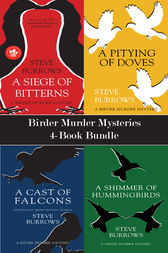 Birder Murder Mysteries 4-Book Bundle by Steve Burrows