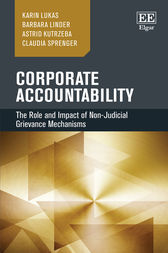 Corporate Accountability by Karin Lukas