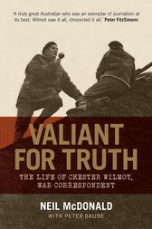 Valiant for Truth by Neil McDonald
