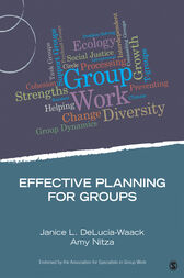 Effective Planning for Groups by Janice L. DeLucia-Waack
