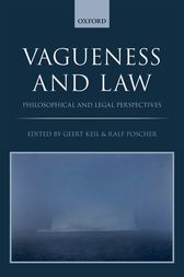 Vagueness in the Law by Geert Keil