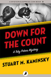Down for the Count by Stuart M. Kaminsky