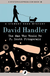 The Man Who Would Be F. Scott Fitzgerald by David Handler