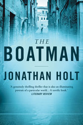 The Boatman by Jonathan Holt