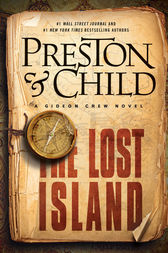 The Lost Island by Douglas Preston