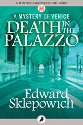Death in the Palazzo by Edward Sklepowich