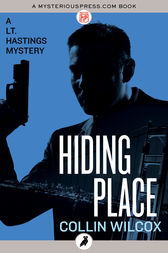 Hiding Place by Collin Wilcox