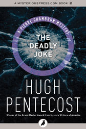 The Deadly Joke by Hugh Pentecost